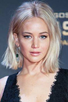 Jennifer Lawrence: Hair Style File