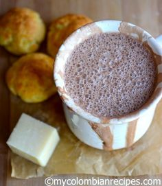 Colombian-Style Hot Chocolate (Chocolate Caliente)