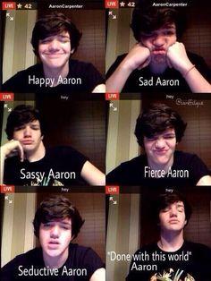 Aaron Carpenter