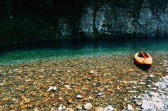 Kayak y SUP en el Río Kumano.
