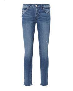 Stix Crop Skinny Jeans