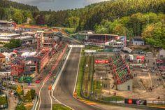 Circuit de Spa by Thorsten Frisch on 500px