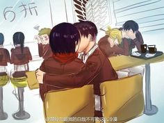 Rivamika love  Levi x Mikasa  Ackermans  Shingeki No Kyojin  Anime Attack on titan