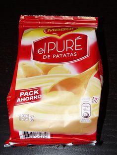 Puré de patatas Maggi