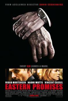 La promessa dell'assassino - D. Cronenberg (2007)