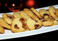 Masarykovo cukroví - pravé recept - TopRecepty.cz Pretzel Bites, Hot Dogs, Sausage, French Toast, Bread, Cookies, Baking, Breakfast, Ethnic Recipes