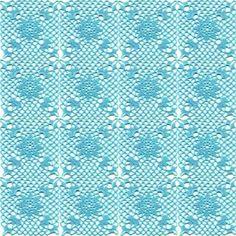 Crochet-specific motifs