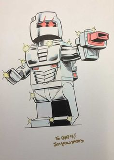 Lego Rom Spaceknight, a gift from artist Jolyon Yates. Comic Book Characters, Comic Book Heroes, Marvel Characters, Comic Character, Comic Books Art, Comic Art, Character Design, Book Art, Lego Marvel