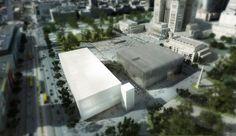 Wkrótce przetarg na wykonawcę gmachu Muzeum na placu Defilad