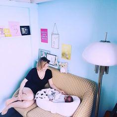 Mes 10 indispensables bébé 0-2 mois / withalovelikethat.fr Diy Bean Bag, Super Mum, Living In England, Baby Co, Milk Studios, Baby Essentials, Diy For Kids, Kids Bedroom, Lifestyle Blog