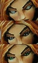 Miniature Painting Tutorial: Eyes