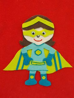 Fun with Friends at Storytime: Super Hero Fun!