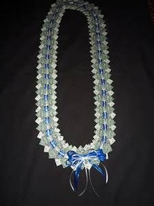 Graduation Money Lei Instructions - Bing Images