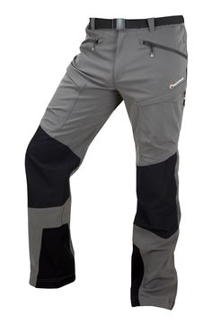 Montane Super Terra Pants - Mercury.  Fantastic outdoor trousers. These trousers very tough, you have to have a pair of these.