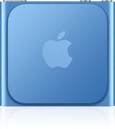 I really want to get an iPod nano.