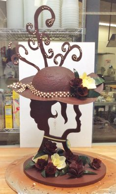 42 best chocolate centerpieces images chocolate centerpieces rh pinterest com chocolate lollipop centerpiece ideas