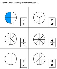 math worksheet : fractions worksheets math worksheets and fractions on pinterest : Fraction Worksheet For Grade 2