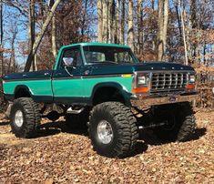 Ford Ranger Lifted, Ford Ranger Truck, 79 Ford Truck, Jeep Truck, Obs Truck, Ford Obs, Truck Mods, Classic Pickup Trucks, Old Pickup Trucks