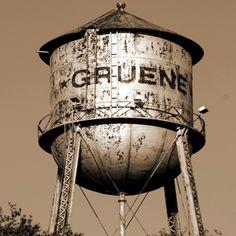 I love Gruene Texas