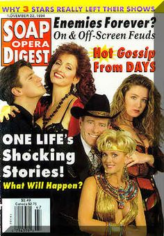 Cover of SOD, 1994