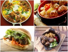10 Recipes For National Meatball Day - Today, we celebrate these great balls of meat