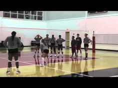 An Excellent Passing Drill from Dave Shondell! - Volleyball 2015 #23 - YouTube