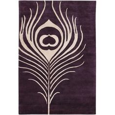 Thomas Paul Feather Rug from allmodern.com  for the studio