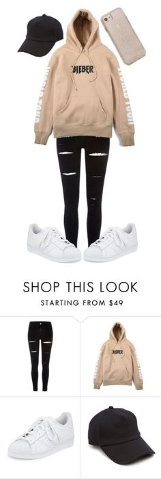 """P U R P O S E"" by sydthekyd01 on Polyvore featuring River Island, Justin Bieber, adidas, rag & bone and Case-Mate"