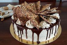 Tort cu nucă și ciocolată   Laura Laurențiu - rețetă pas cu pas Nutella, Sweets, Cakes, Healthy, Desserts, Food, Tailgate Desserts, Deserts, Gummi Candy