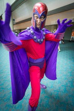 Magneto Cosplay - #SDCC San Diego Comic Con 2014