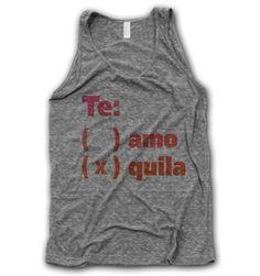 Te Amo Tank #adios #adios-bitchachos #adios-tank