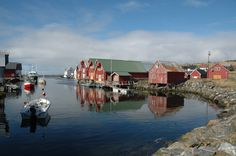From the coastal village Bud in #Norway