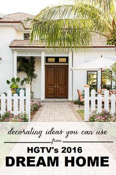 Ideas you can use from HGTV's Dream Home