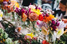 The Lane Flower styling and Food Workshop. / Wedding Style Inspiration / LANE (instagram: the_lane)