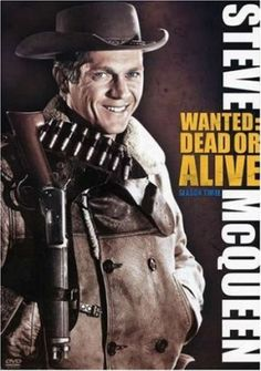 Wanted: Dead or Alive TV series | Wanted: Dead or Alive (TV Series) - Internet Movie Firearms Database ...