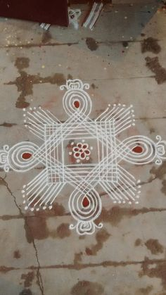 Rangoli Kolam Designs on Happy Shappy in Here you can find the most beautiful & Simple design, photos, images, free hand and more in Small & Large design Ideas Simple Rangoli Designs Images, Rangoli Designs Flower, Rangoli Kolam Designs, Rangoli Ideas, Rangoli Designs With Dots, Kolam Rangoli, Flower Rangoli, Beautiful Rangoli Designs, Mehandi Designs