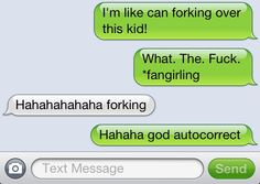 #autocorrect hahahaha this is hilarious