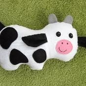 Cow & Farm Animals - via @Craftsy