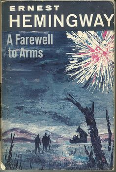 A Farewell to Arms by Ernest Hemingway- had to read it for school and it was actually pretty good.