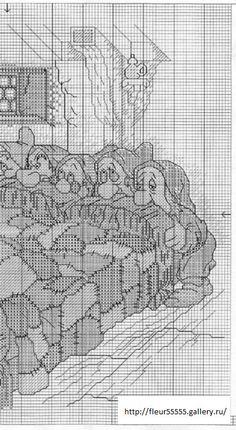 Snow White & the Dwarfs 3 of 4