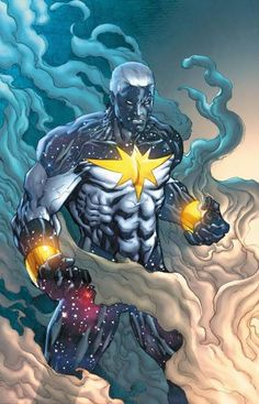 Genis-Vell aka Captain Marvel III