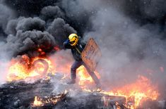 crazy photos coming out of Kiev