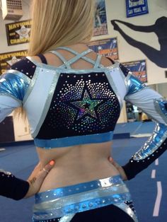 Mac cheer uniform | Tumblr