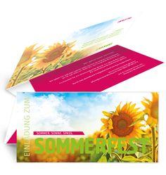 Gestalte Jetzt Online Deine Eigenen Einladungskarten. #einladungskarten # Sommerfest #beachparty