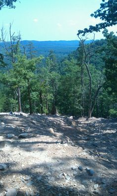 .Uwharrie National Forest. Troy, NC. Very fun and beautiful place!