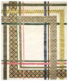 Watteau 1 rug, Commo