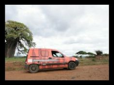 Africa Electric Car: Electric-Powered Car Tours Eastern Africa on World...