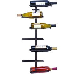 I pinned this Danforth Wall Mount Wine Rack from the Boutique Beauchene event at Joss and Main!