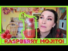 Raspberry Mojitos! |