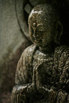 Just bought :)  Jizo - Protector of Women, Children, and Travelers